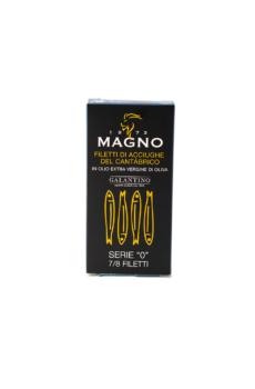 Acciughe del Cantabrico 0 50 grammi